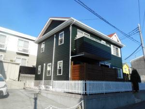 沼津市 S様邸外壁・屋根塗装工事