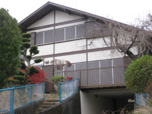 伊豆市 S様邸塗装工事