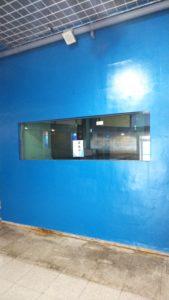 沼津市 水族館 壁補修塗装工事