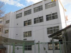 駿東郡長泉町 中学校塗装・防水工事
