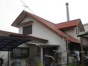 駿東郡長泉町K様邸 外壁・屋根塗装