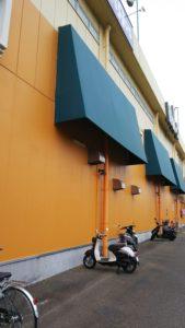 駿東郡長泉町 大型商業施設ショッピングセンター 塗装工事