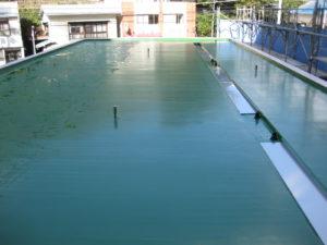 伊豆の国市 総合病院 防水工事